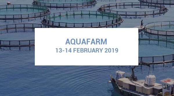 Aquafarm conference 2019