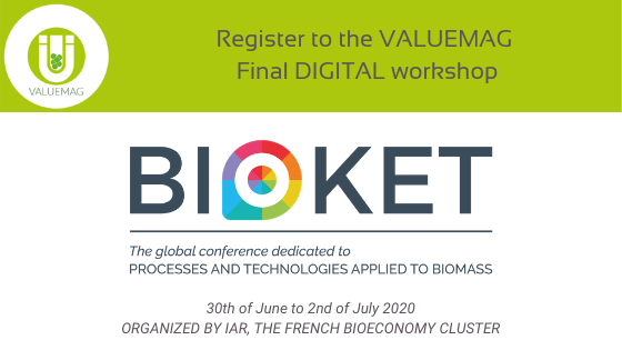 Visuel VALUEMAG Digital BIOKET